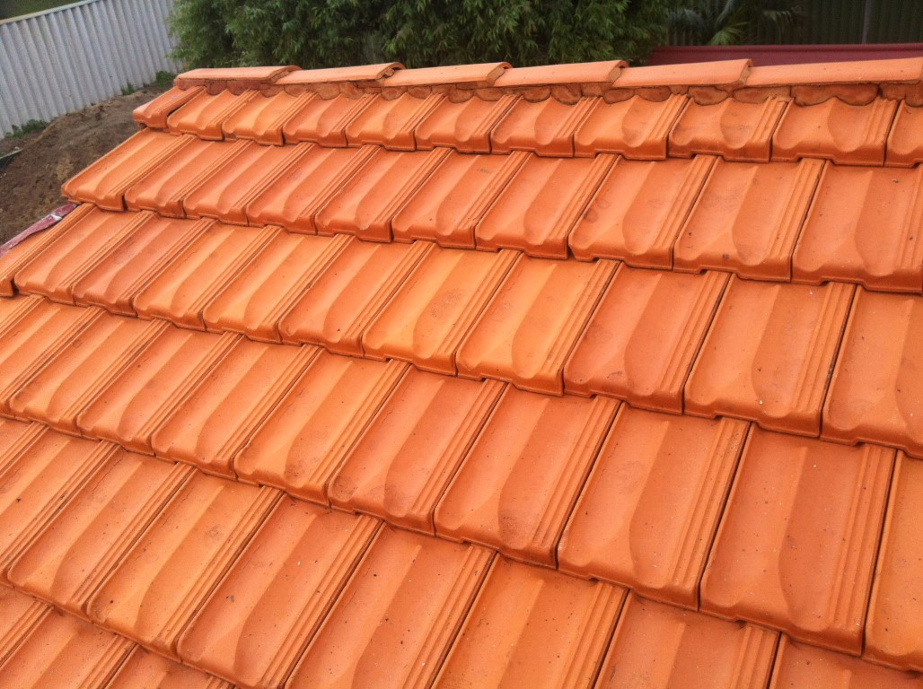 Nu roof clay tile roof nu roof for Clay tile roofs