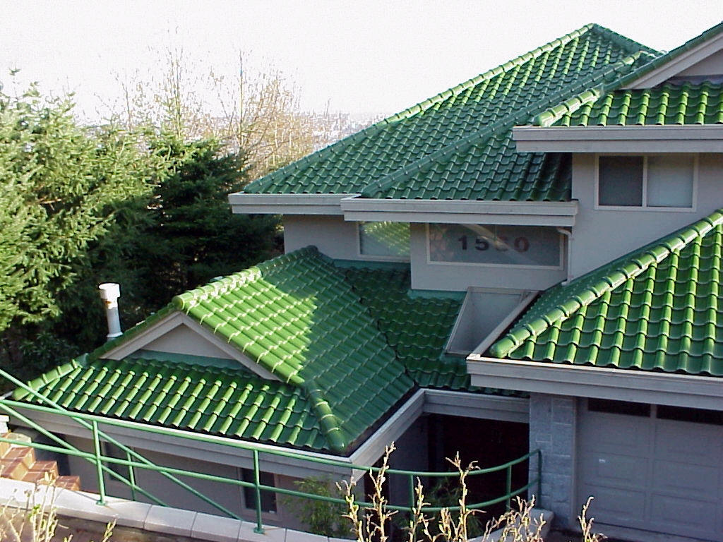 Nu roof cement tile roof nu roof for Roofing designs in kenya
